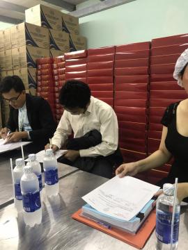 Yến Sào Thiên Triều cung cấp cho thị trường Nigeria
